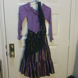 Other - Size 5/6 misses gypsy Halloween costume
